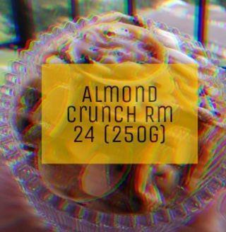 Premium Almond Crunch