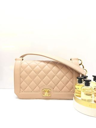 49bb2ce99d2035 Chanel, Luxury, Bags & Wallets, Handbags on Carousell