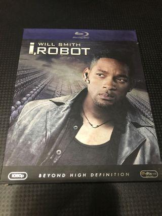 Blu Ray 智能叛變 iRobot