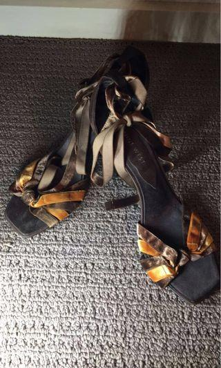 Worn once - Ninewest size 7 1/2