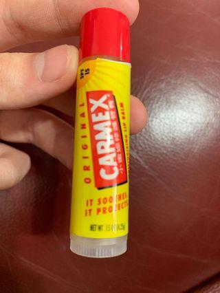 carmex 防曬潤唇膏