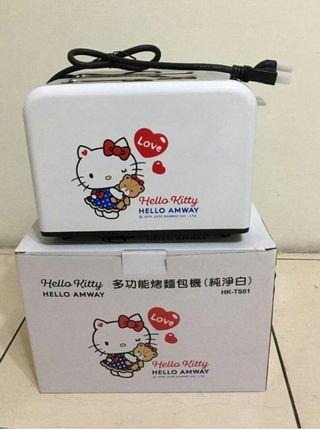 多功能HelloKitty烤麵包機