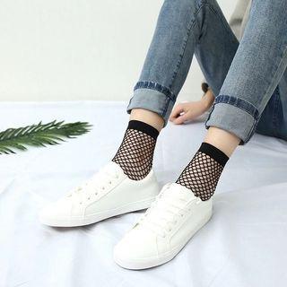 [PO] Fishnet Socks