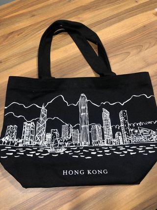 Fabric Shopping Bag (no zip)