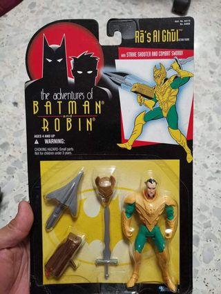 Authentic 1995 Kenner Ra's Al Ghul