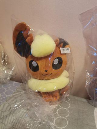 Pokemon Flareon Plushy