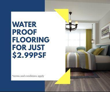 Flooring discount