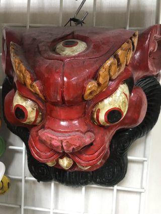 印度神獸的面具二