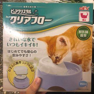 🚚 寵物飲水機 貓咪