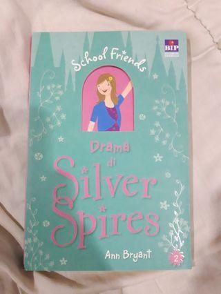 #BAPAU Novel Drama di Silver Spires #2 by Ann Bryant