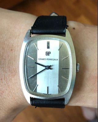 Girard Perregaux Tank Watch For Sale (Priced to clear. 50% off) Offer until 15 May 19.