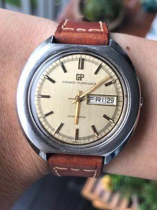 (RARE) Girard Perregaux For Sale. Priced to clear