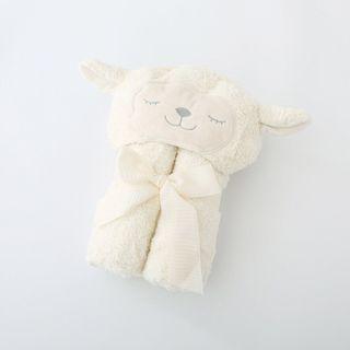 🚚 Hooded Baby Bath Shower Towel