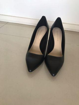Charles and Keith work shoe