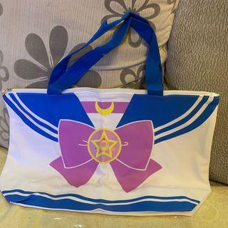 sailormoon美少女戰士袋雜誌帆布袋小布袋出街袋