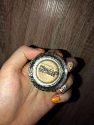Maybelline color tattoo 24 hour single eyeshadow