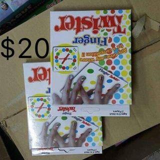 幼兒/兒童益智玩具 親子遊戲 手指扭扭樂 $20