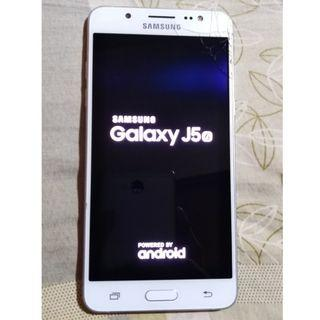 三星 Samsung J5 2016版 J510UN 4g Lte (零件機)