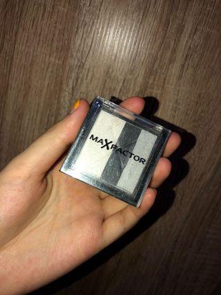 Max Factor 3in1 eyeshadow