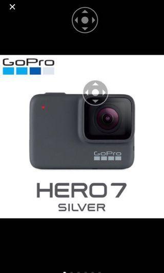 🚚 含運 GoPro HERO 7 全新運動攝影機