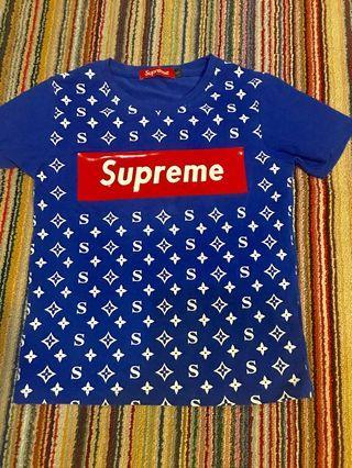 Supreme tshirt for boy