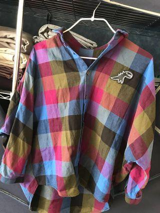 Sport b. 飛鼠袖襯衫 九成新