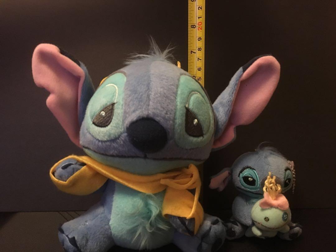 2007 DISNEY Stitch 史迪仔 公仔