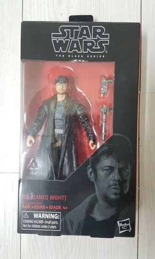 Star Wars The Black Series DJ (Canto Bight) #57 6 inches