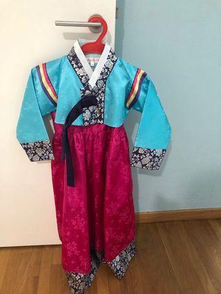 Nice Korean hanbok