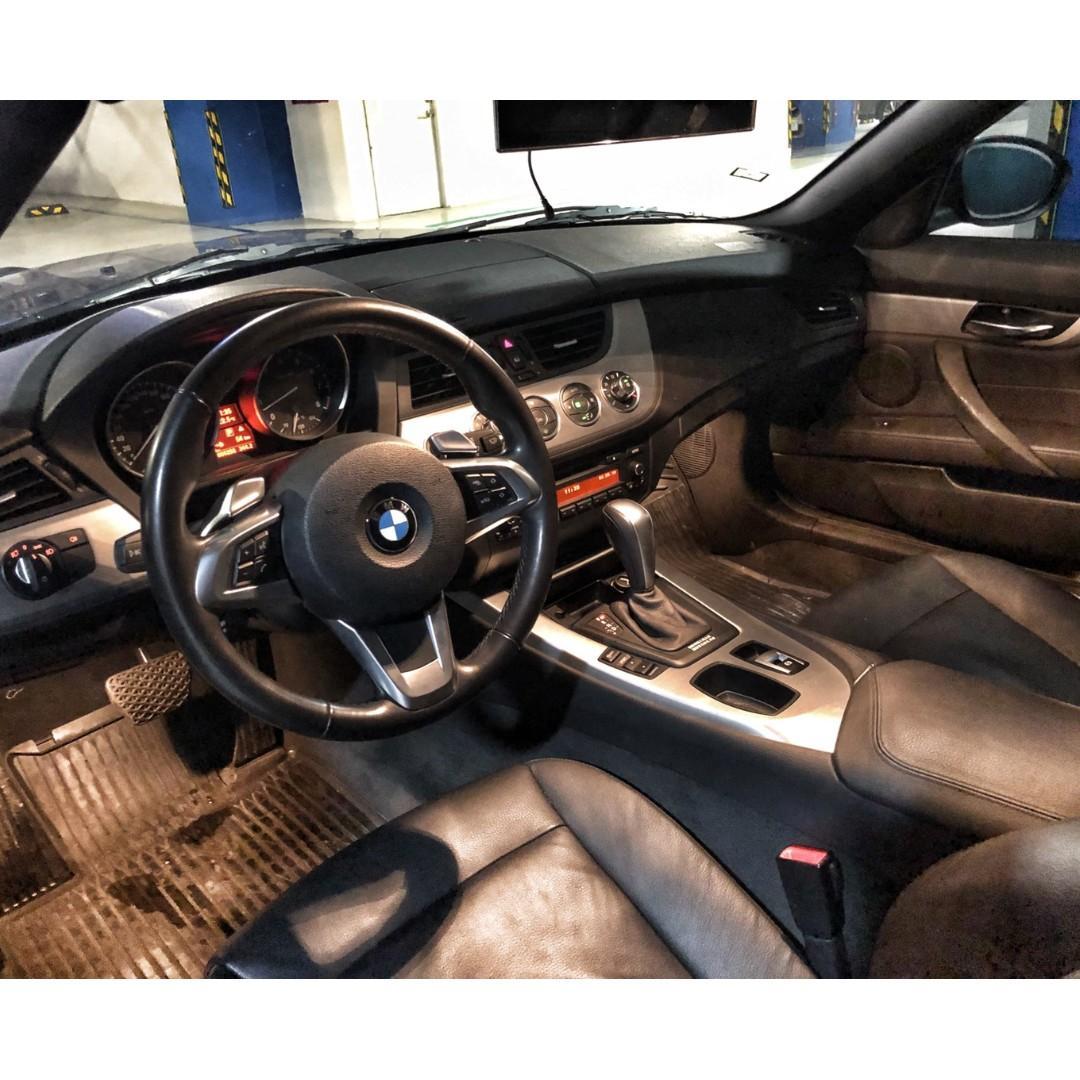 2011年 BMW Z4 23i 總代理