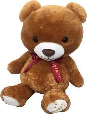 🚚 [BRAND NEW IN BAG] [AUTHENTIC] Big Happy Bear 90cm - brown
