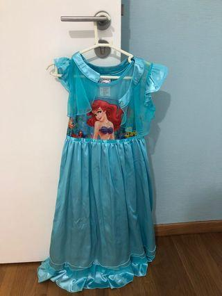 🚚 Disney princess dress Ariel