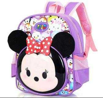 *In Stock* Toddler Purple Backpack
