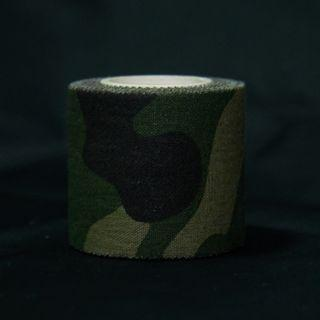 Self-adhesive Non-woven Camouflage Cohesive Tape 5M