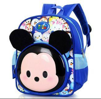 *In stock* Blue Toddler Backpack