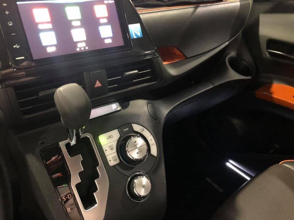 2016年TOYOTA SIENTA 全車原版件里程保證。
