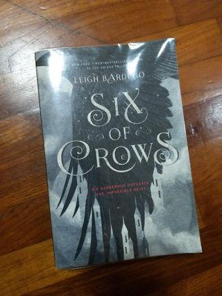 🚚 Six of Crows