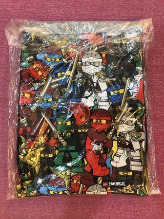 🚚 Lego Ninjago Drawstring bag