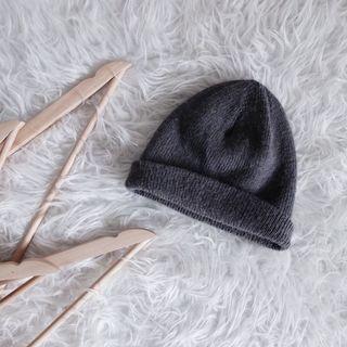 Beanie Hat Gray