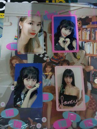 TWICE Fancy You Photocard