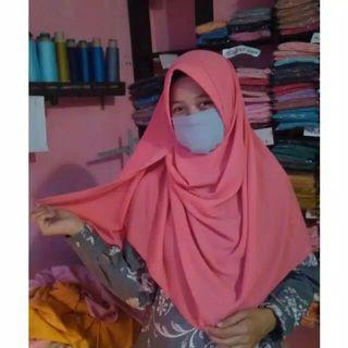 Hijab Instan/Pasmina Instan Murah