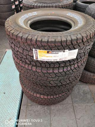Hankook New Tyre AT