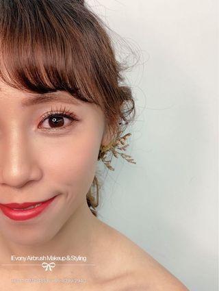 Korea style Bridal Makeup & Hairstyling
