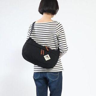Gregory messenger sling bag 💼 satchel black brown strap ready stock