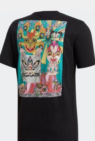 Adidas TANAAMI HERO T-shirt (Limited Edition)