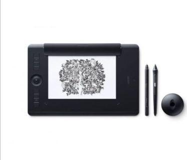 WACOM INTUOS PRO MEDIUM PAPER EDITION (PTH-660)手寫板 畫板 電腦 鍵盤 配件