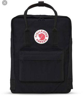 Black Kanken Classic bag
