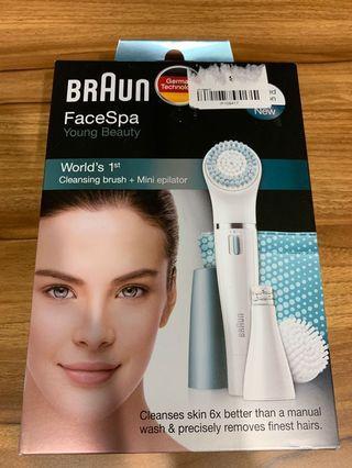 🚚 Braun FaceSpa Young Beauty