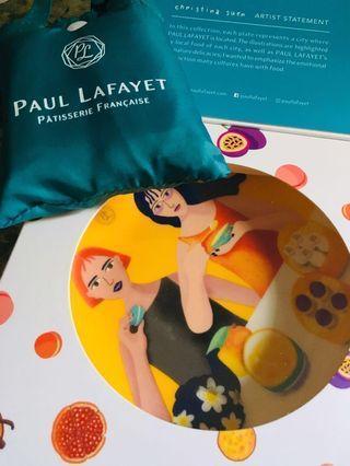(買碟送袋)全新 2019 Paul Lafayet 法式燉蛋碟