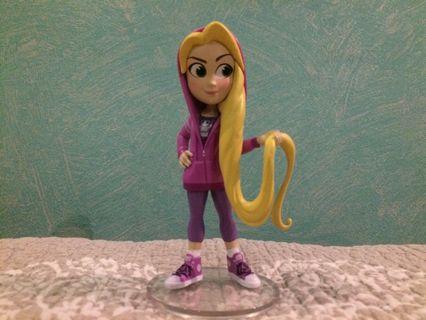 Rapunzel Rock Candy Figure